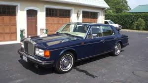 roll royce silver 1985 rolls royce mulsanne silver spirit for sale very low miles