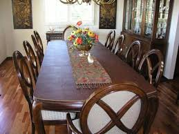 acrylic dining table protector furniture round transparent glass