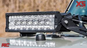 20 Led Light Bar by 20 Inch X5 Series Led Light Bar By Rough Country Youtube