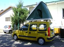 tenda tetto auto tenda da ceggio da montare su portapacchi auto profilati