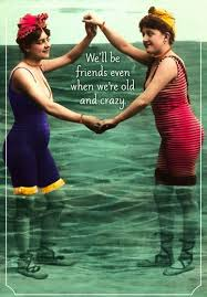 old and crazy friends funny birthday card greeting cards hallmark