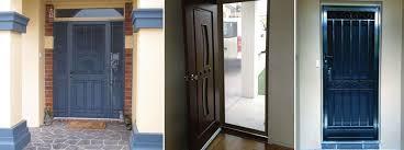 Exterior Doors Brisbane Just Doors And Screens Security Doors Security Screen Doors
