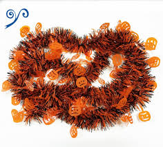 Halloween Tinsel Garland by Tinsel Tinsel Suppliers And Manufacturers At Alibaba Com