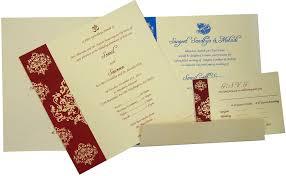 Unique Invitations Beautiful And Unique Indian Wedding Invitations Wedding Ideas
