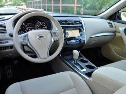 2007 Nissan Altima 2 5 S Interior 2015 Nissan Altima Review And Quick Spin Autobytel Com