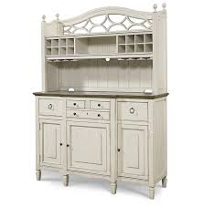 country chic maple wood white kitchen buffet with bar hutch zin home country chic maple wood white kitchen white buffet and hutch