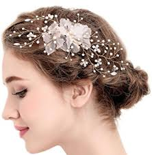 wedding hair clip babeyond bridal hair side clip rhinestone