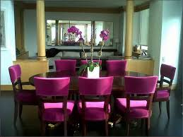 enchanting pink dining room chairs wonderful furniture home design