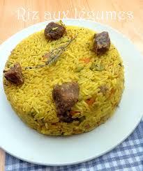 cuisiner facile et rapide recette land recette de riz aux légumes un repas facile et