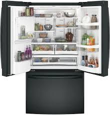 ge energy star 25 8 cu ft french door refrigerator