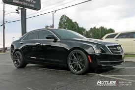 wheels for cadillac ats cadillac ats with 20in tsw bathurst wheels exclusively from butler