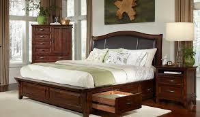 Bedroom Set In Salt Oak Intercon Salt Lake City Ut