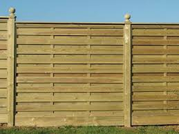 Types Of Fencing For Gardens - types of garden fences wooden fences gardens and garden ideas
