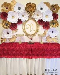 quince decorations best 100 quince decorations ideas for your party bridalore