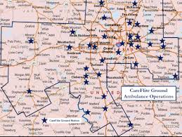 Dfw County Map Ground Services