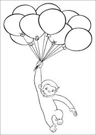 fun coloring pages curious george coloring pages curious george