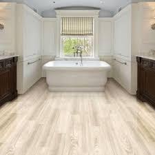 Vinyl Plank Flooring In Bathroom Vinyl Flooring Options Aspen Plank And Flooring Options