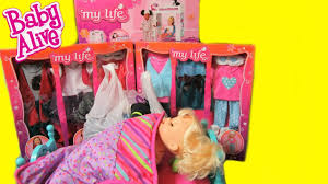 baby alive shopping haul my life as loft bed doll bunk bed