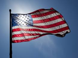 Hanging American Flag Vertically The Official United States Flag Code 3da Display