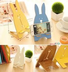 alibaba jailbreak jailbreak rabbit mobile phone bracket korean wooden lazy bed phone