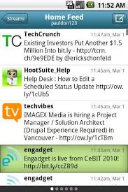 hootsuite for android hootsuite lite androidapplications