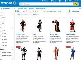Walmart Size Halloween Costumes Walmart Apologizes Fat Costumes Label Size