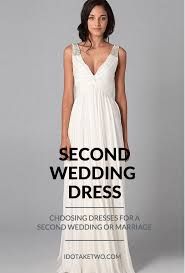 choosing dresses for a second wedding - Second Wedding Dresses