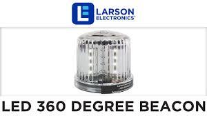 magnetic battery operated led lights white led 360 degree beacon 20 leds battery powered magnetic