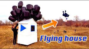 Cool Houses Com Flying House We Make Cool Houses Youtube
