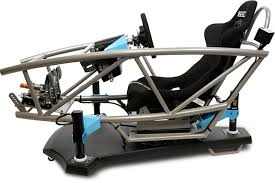 Racing Simulator Chair Raid Motion Pro Racing Simulator 3xs