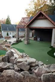 37 best putting green images on pinterest backyard putting green