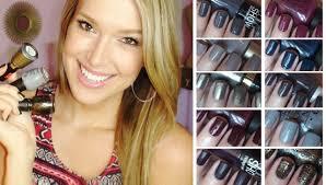 top 10 fall nail polish colors youtube