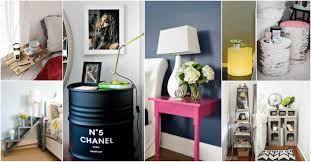 creative bedside tables home design