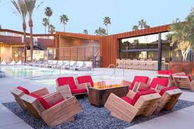Palm Springs Outdoor Furniture by Hotel Arrive Palm Springs Ca Booking Com