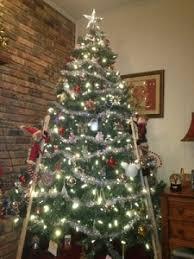 imposing decoration led tree lights c6 warm white led