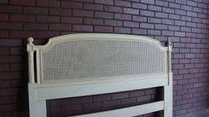 how to make a cane headboard for a bed u2013 home improvement 2017
