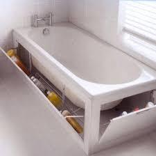 Bathroom Amusing Metal Garage Storage 12 Creative And Useful Ideas For Sneaky Storage This Bath Tub