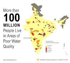 Where Is Mexico On The Map by 3 Maps Explain India U0027s Growing Water Risks World Resources Institute