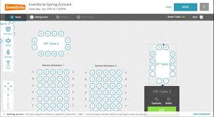 Seat Map How To Create A Custom Eventbrite Seat Map For A Reserved Seating