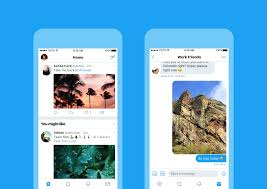 twitter u0027s latest redesign makes the ios app look more like android