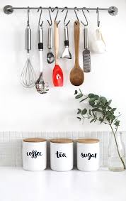 organize your kitchen with this creative upcycled diy storage