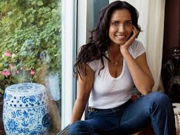 ina garten thanksgiving dinner padma lakshmi u0027s thanksgiving dinner must have and crispy fried