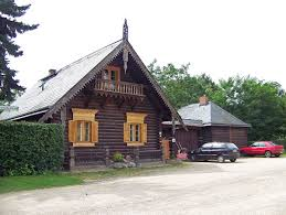 Russian Home Potsdam International Architecture