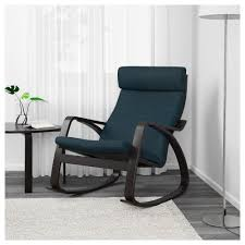 Teal Rocking Chair Poäng Rocking Chair Ransta Natural Ikea