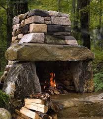 backyard fireplace designs 25 best outdoor fireplaces trending