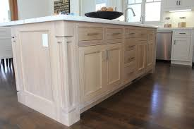 shaker kitchen island white shaker kitchen contemporary kitchen san francisco by