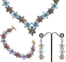 swarovski crystal flower necklace images Crystal flower necklace jpg