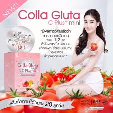 Gluta Ha colla gluta c plus mini by ha contains concentrated extracts