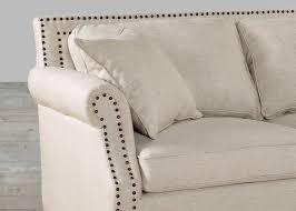 furniture awesome nailhead sofa ideas for living room design grayson furniture collection nailhead sofa ballard design sofa