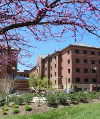 living on campus residence life
